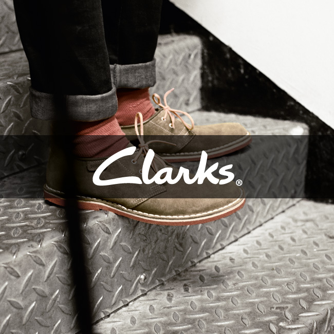 Clarks Originals Outlet | Men