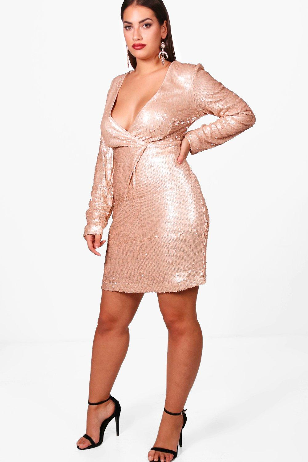 Boohoo Curvy Fashion
