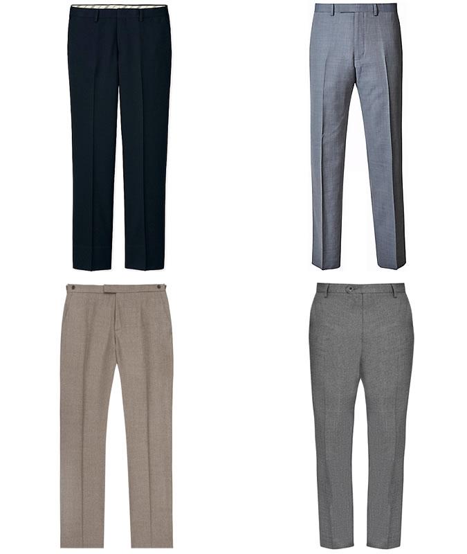 Wool Trousers | Men