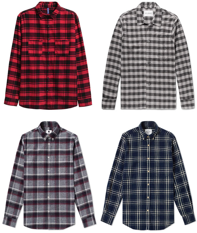 Flannel Shirt | Men