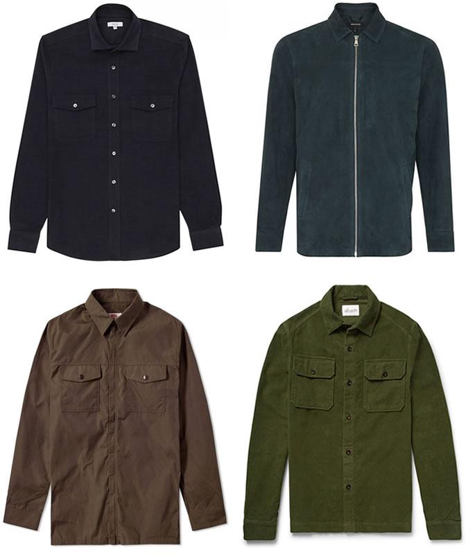 Overshirts | Men