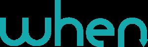 when logo
