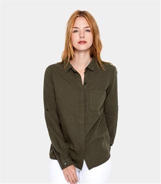 Linen Shirts | Women