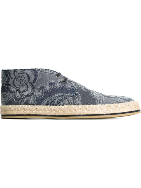 Espadrilles for Men.