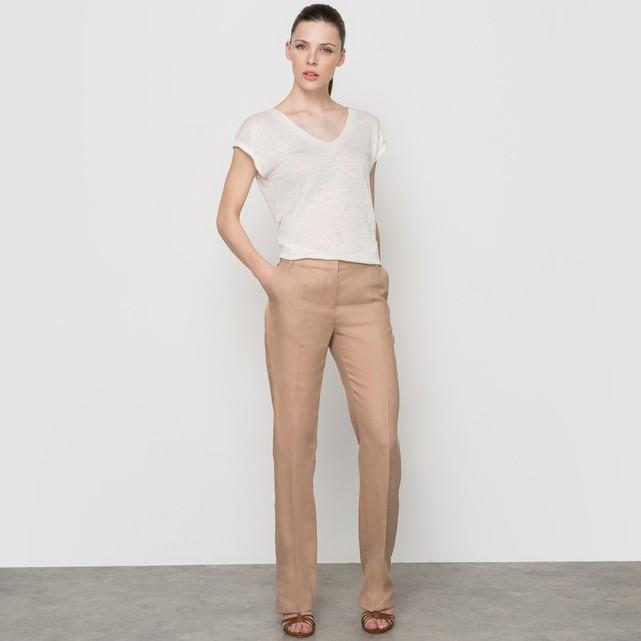 Linen Trousers | Women