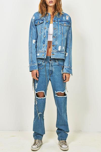 Denim Jackets Outlet | Women