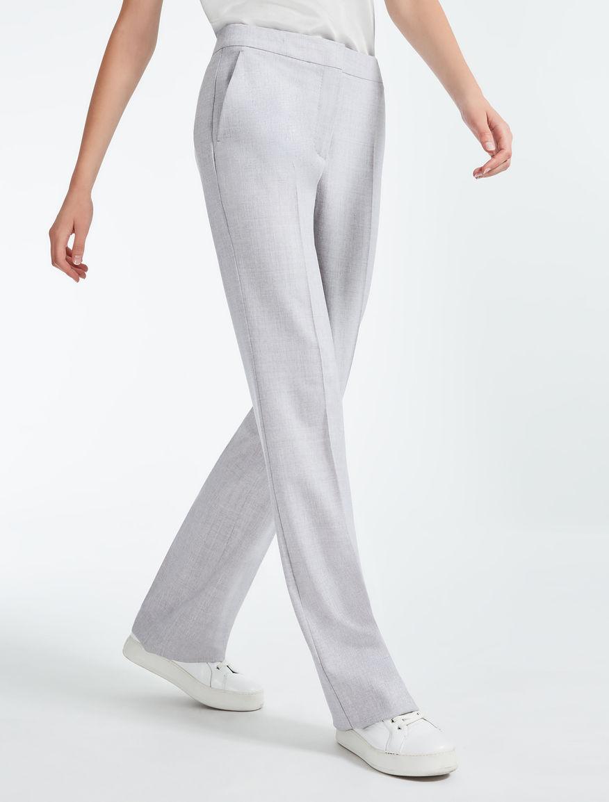 Wool Trousers | Women