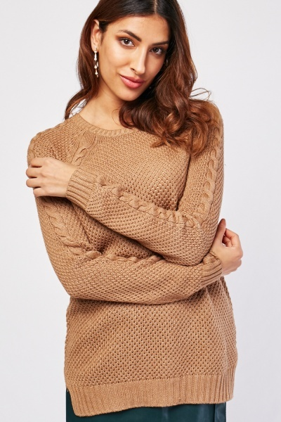 Cable Knit Sweaters & Jumpers | Women