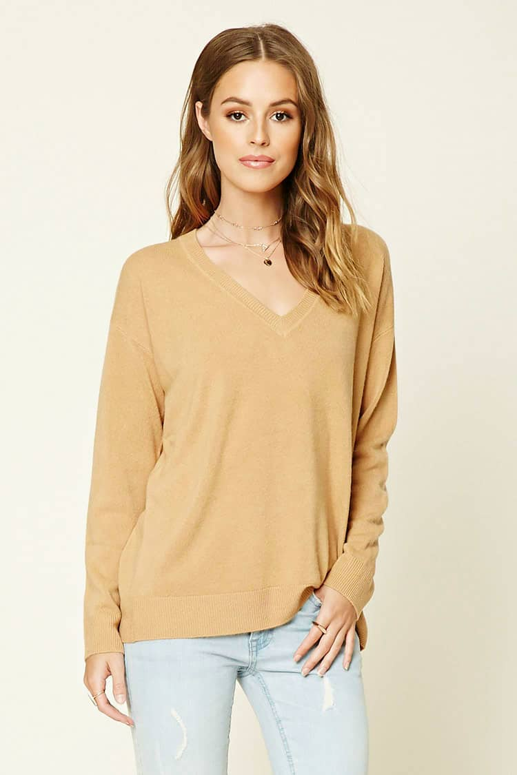 V-Neck Sweaters & Jumpers | Women