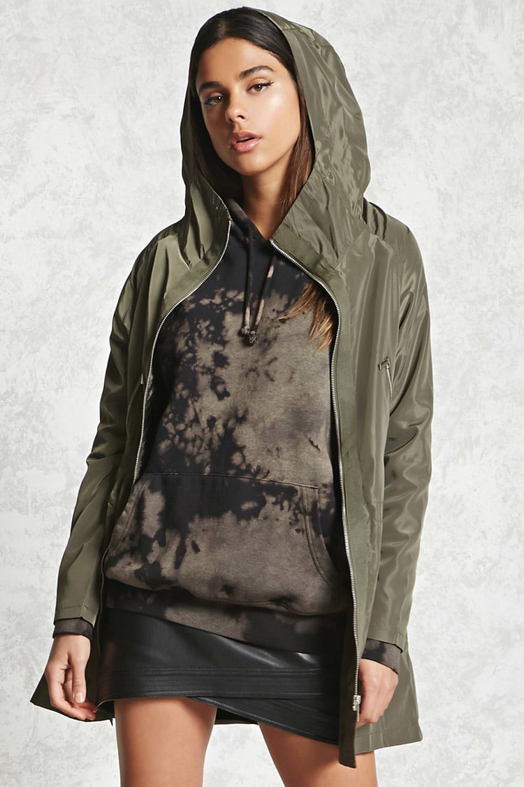 Hooded Jackets & Parkas | Women