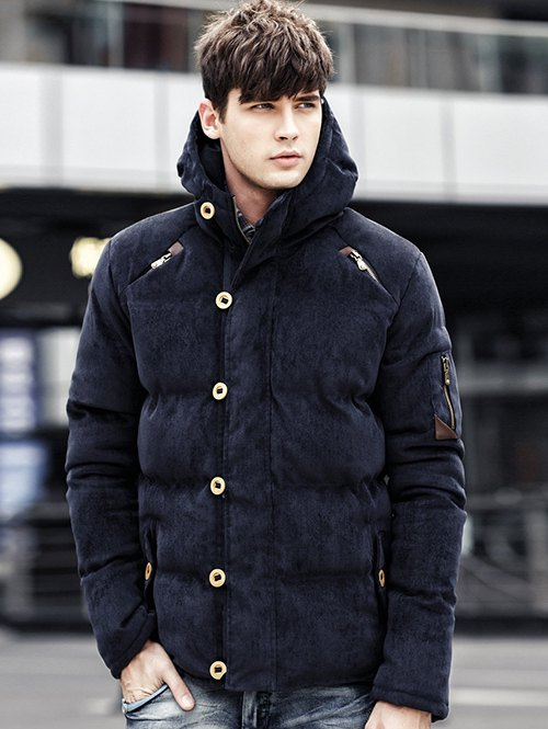 Hooded Coats for Men
