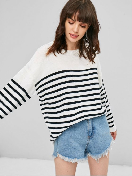 Striped Sweaters & Jumpers | Women