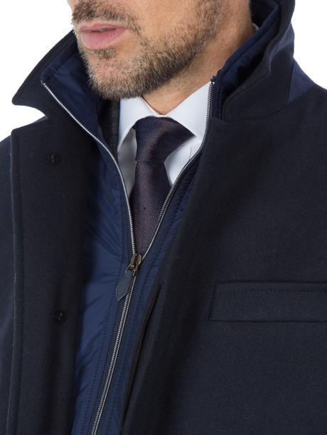 Wool Winter Coats | Men
