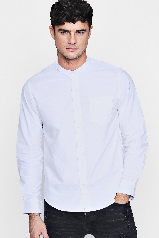Collarless Shirts   Men
