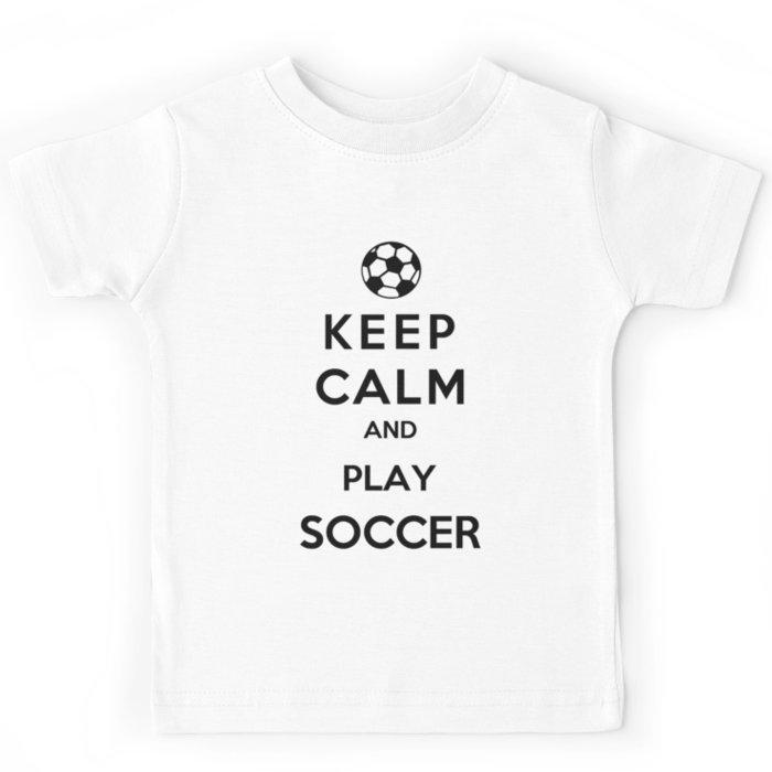 Jalkapallo / jalkapallo neuleet ja vaatteet Lapset