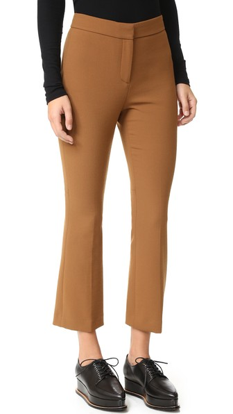 Cropped Trousers | Women