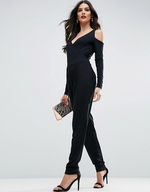 Wrap Jumpsuits | Women