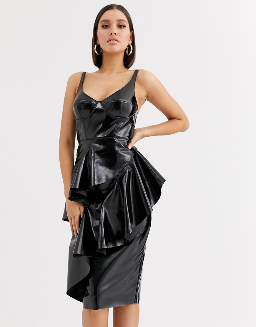 Vinyl Dresses