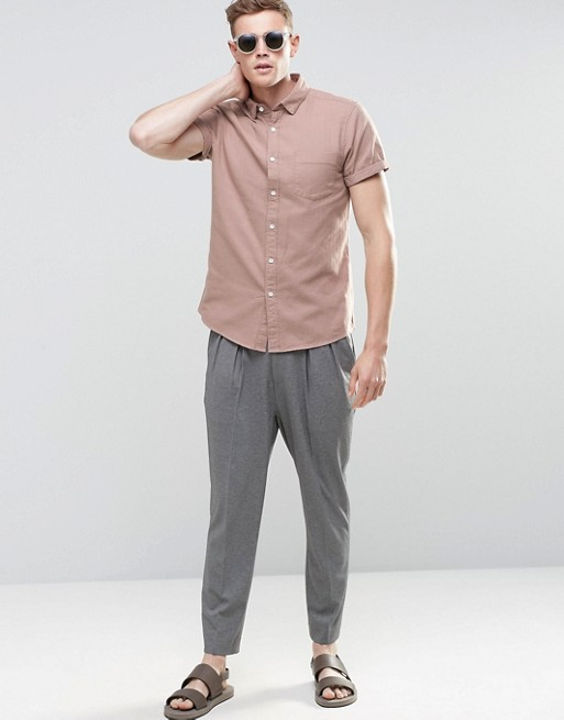 Short Sleeve Shirts | Men