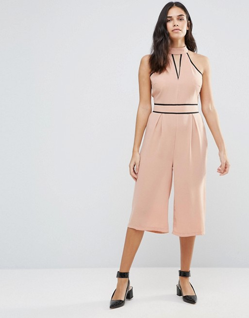Cropped & Culotte Jumpsuits