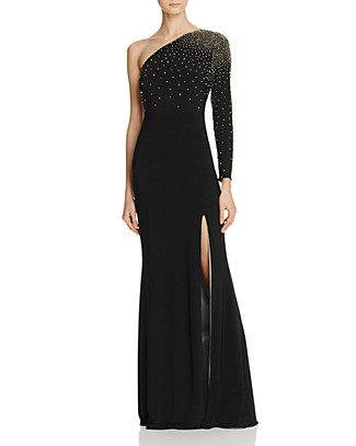 One Shoulder Dresses & Gowns