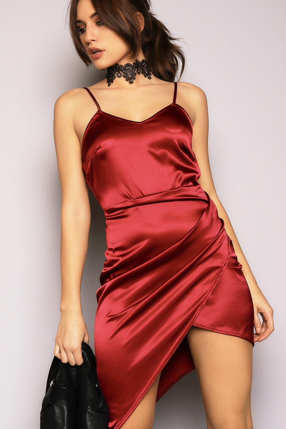 Red and Wine Dresses