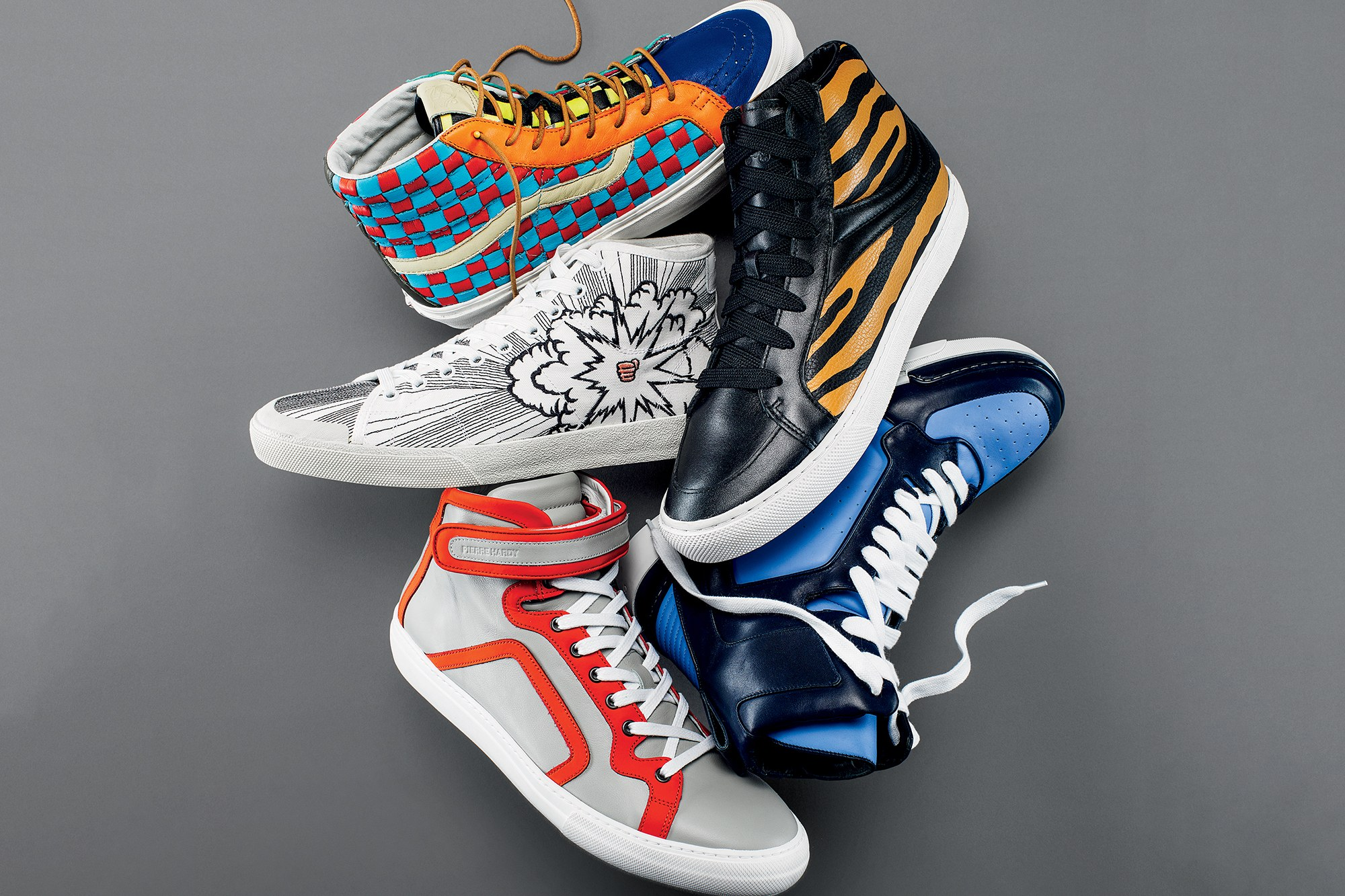 High-Top Trainers for Men