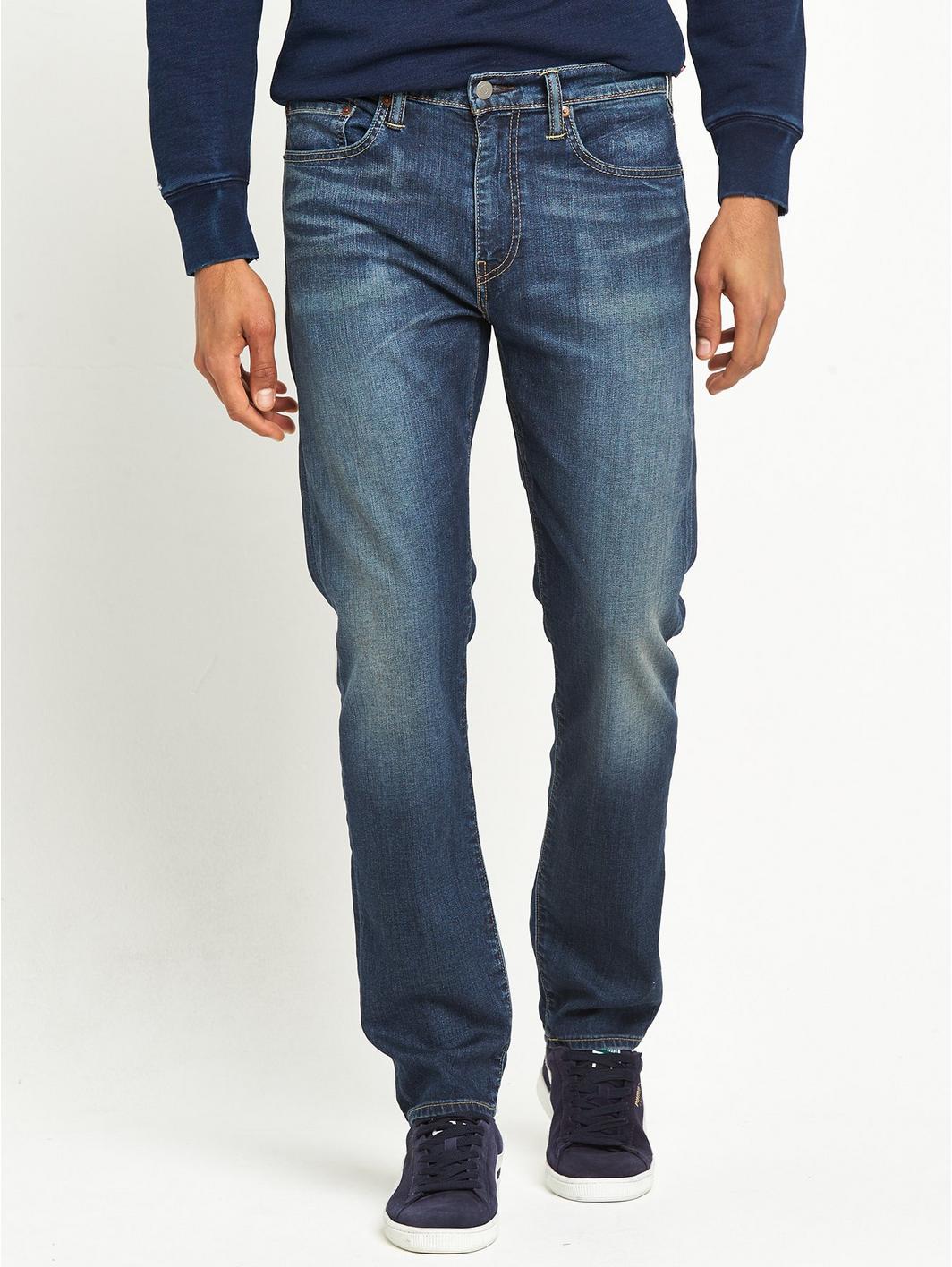 Straight Leg Jeans | Men
