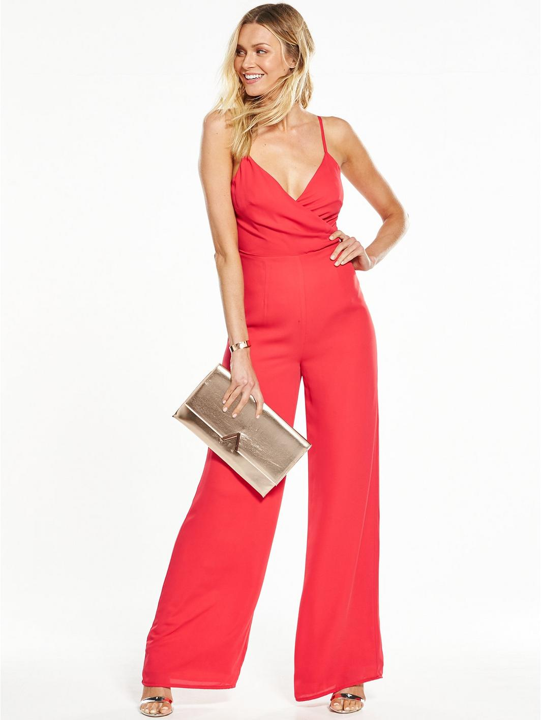 Wide Leg Jumpsuits | Women