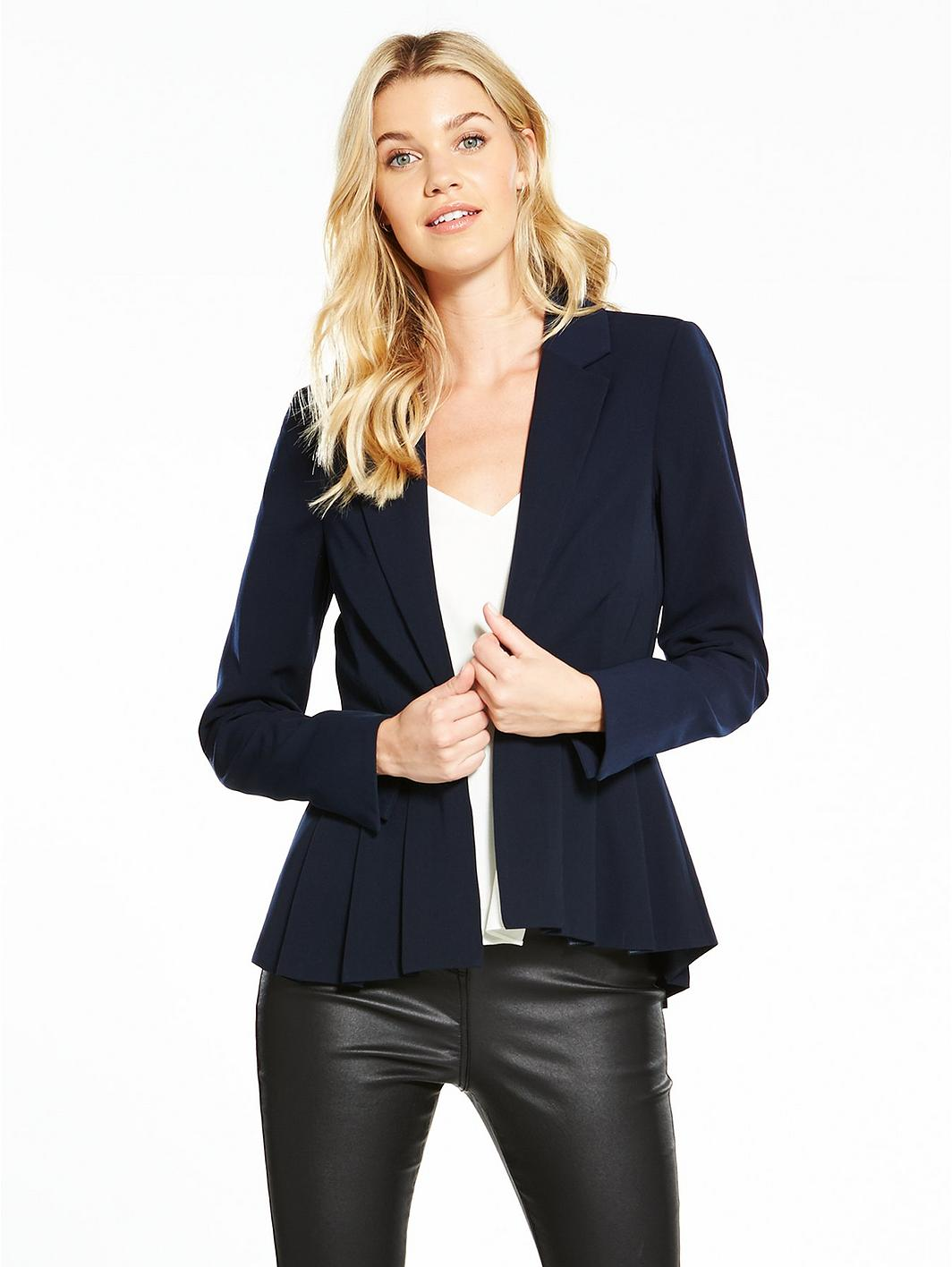 Peplum Jackets | Women