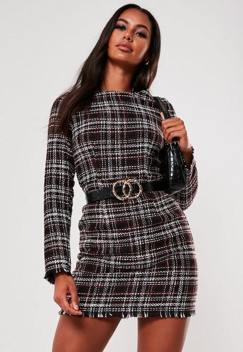 Tweed Dresses