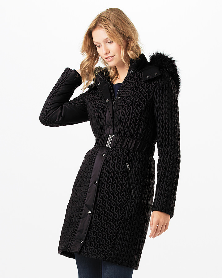Hooded Coats for Women