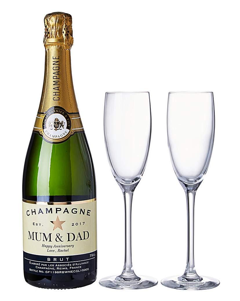 Champagnefluiten & glazen
