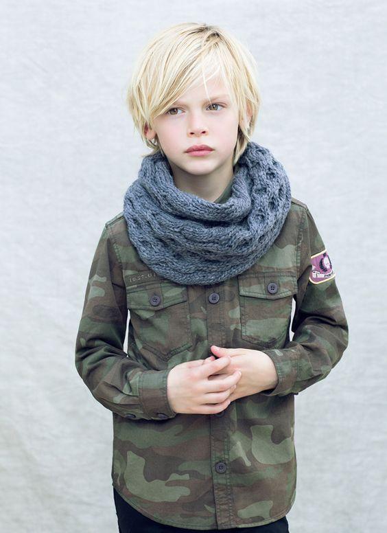Kids Camouflage