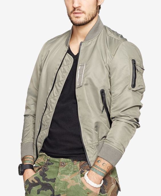Bomber Jackets | Men