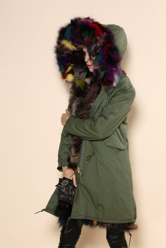 Parka Jackets for Women