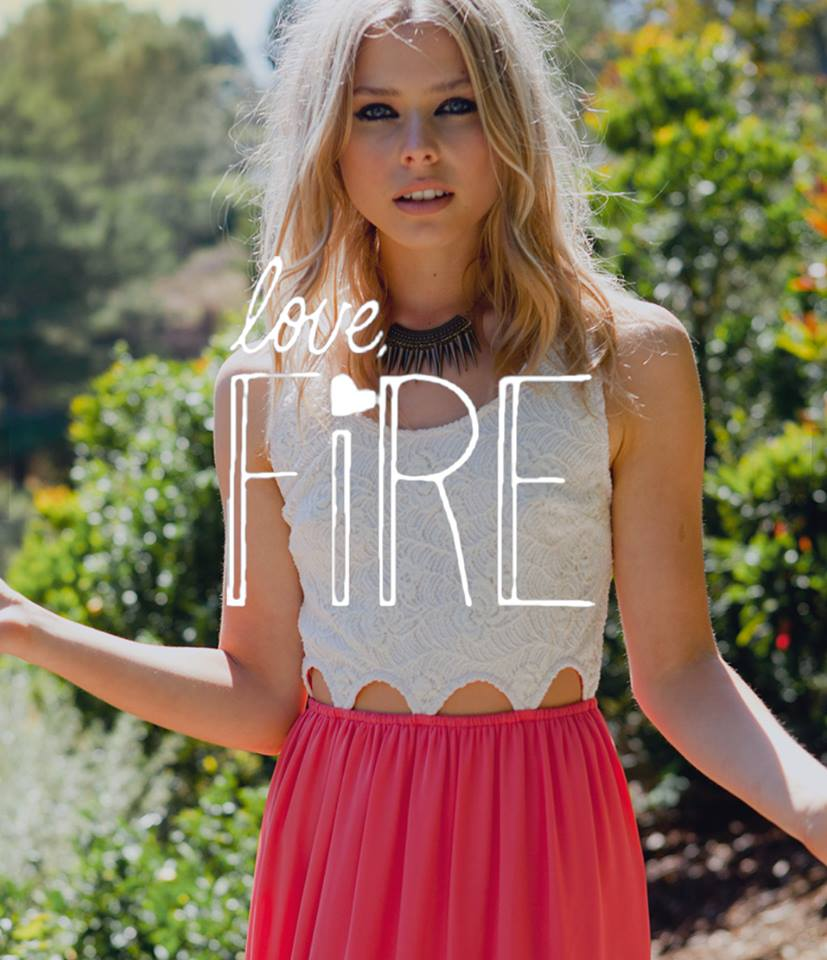 Love, Fire Outlet | Women