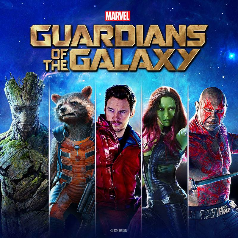 Guardians Of The Galaxy Outlet | Men