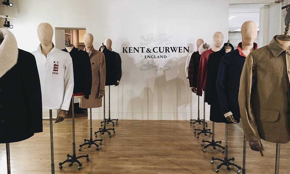 Kent & Curwen Outlet | Men