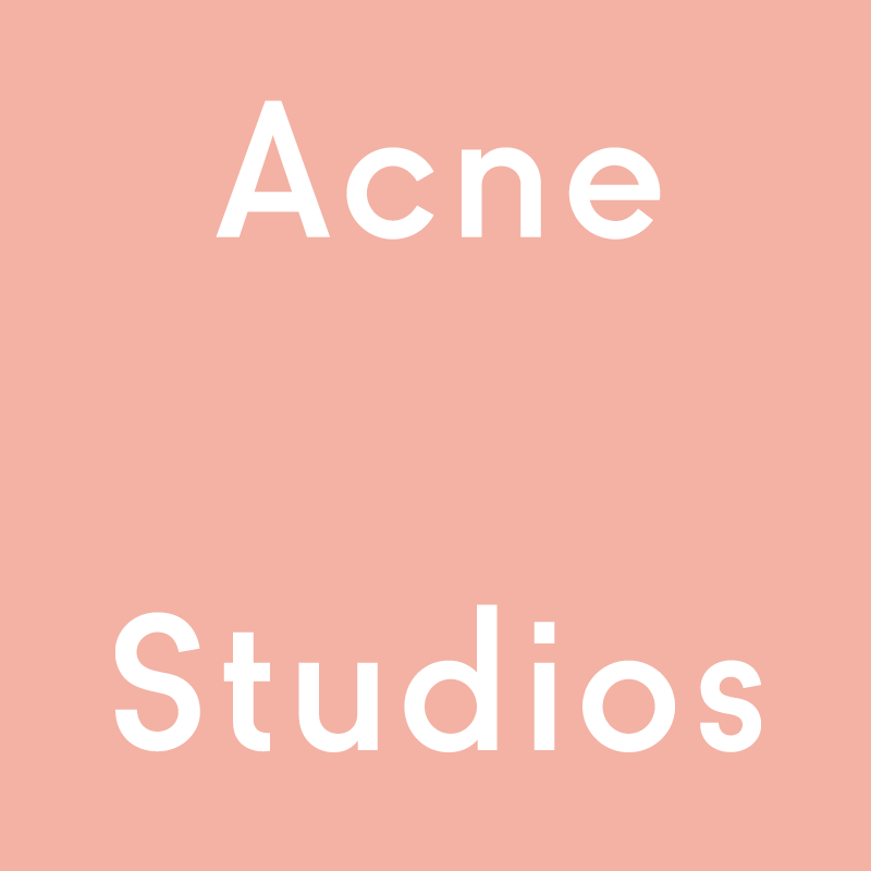 Acne Studios Outlet | Women