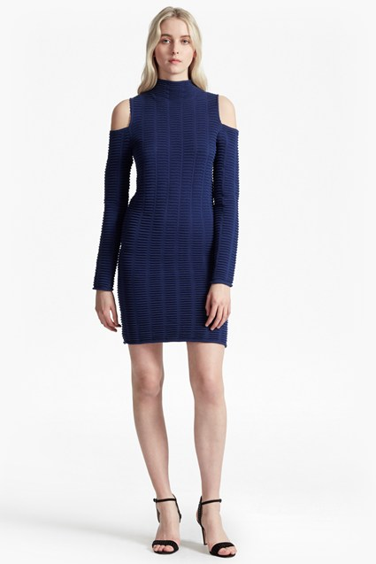 Cold Shoulder Dresses